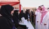 """بالصور.. نائب أمير مكة يواصل جولاته بمحافظة """" رابغ """""""