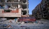 زلزال يضرب غرب إيران بقوة 6 درجات