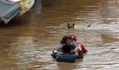 بالصور.. ارتفاع ضحايا الفيضانات فى جنوب الفلبين لـ30 قتيلا