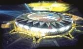 """تهوية ملعب """" الجوهرة المشعة """" بـ 250 مروحة"""