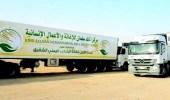 مركز الملك سلمان للإغاثة يسلم اليمن 3 قاطرات أدوية