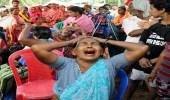 """660 صياد مفقودين  إثر إعصار """" أوكهي """" بالهند"""