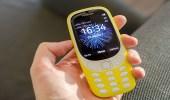 """نوكيا تصدر هاتفها """" 3310 """" في ثوب جديد 2018"""