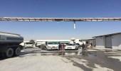 بالصور.. ضبط مصنع لتحلية المياه مخالف بالدمام