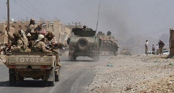 الجيش اليمني يعلن السيطرة على جبل العلم في بيحان
