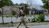 مقتل 6 مدنيين في هجوم انتحاري بالقرب من فرع للاستخبارات الأفغانية بكابول
