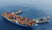 إيطاليا: إنقاذ 250 مهاجرا بالقرب من السواحل