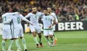 بعد انضمامه لمجموعة مصر .. نستعرض مواجهات الأخضر ضد المنتخبات الإفريقية على مدار البطولات