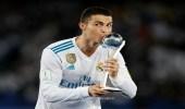 تفاصيل احتفال رونالدو عقب حصول فريقه على كأس العالم للأندية