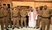 المسجد النبوي : خدمات رجال الأمن تنعكس على الزائرين