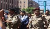 اغتيال قائد حراسة صادق سرحان في تعز