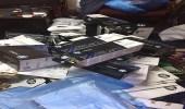 """"""" التجارة """" تغلق مستودع لتزوير أحبار الطباعة بالرياض"""