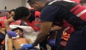 الهلال الأحمر يباشر 15 حالة إسعافية خلال فعاليات معرض جدة للكتاب
