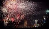 أضخم حفل لرأس السنة في أبو ظبي