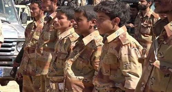الحوثي تبدأ في تجنيد الأطفال إجباريًا
