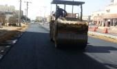 إنجاز 70% من أعمال تطوير شوارع نجران بتكلفة 29 مليون ريال