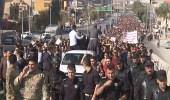 متظاهرون يحرقون مقرات حزبية وأمنية بكردستان العراق