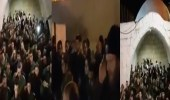 بالفيديو.. اقتحام مقام يوسف بالضفة الغربية