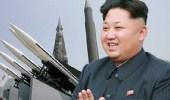 زعيم كوريا الشمالية يتفقد مصنع للصواريخ الباليستية