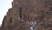 بلدية المعابدة تنفذ حملات تفتيشية على جبل النور وغار حراء