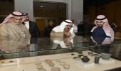 وزير دفاع الكويت: المملكة تمتلك إرث حضاري يمتد لآلاف السنين