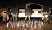 """"""" مجاهدو الرياض """" يقبضون على إثيوبيين يمارسان تصنيع وترويج الخمور"""