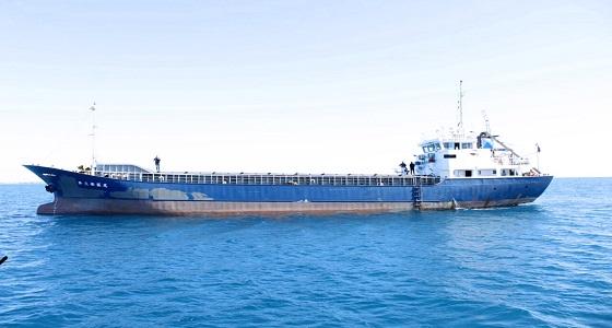 """"""" البحرية المصرية """" تحبط محاولة لتهريب المخدرات بالبحر الأحمر"""