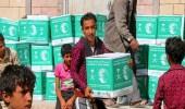 20 طنًا مساعدات من مركز الملك سلمان للإغاثة إلى اليمن