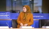 زعيمة المعارضة الإيرانية: نظام الملالي زاد من حالات القمع