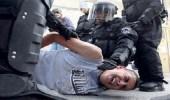 بالفيديو.. لحظة طعن حارس أمن إسرائيلي
