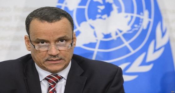 المبعوث الأممي اليمني يطالب جميع الأطراف بعدم توجيه هجماتهم إلى المدنيين