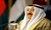 أمير الكويت يستقبل الأمير تركي بن محمد المستشار بالديوان الملكي