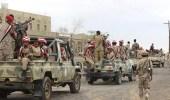 20 قناص حوثي يسلمون أنفسهم إلى قوات الجيش في نهم والمشرف