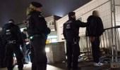 الشرطة الألمانية تلقي القبض على رجل يحمل سكاكين ومسدس داخل قطار