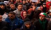 """بالصور.. تظاهرات في المغرب احتجاجا على """" مناجم الموت """" وطلبا للتنمية"""