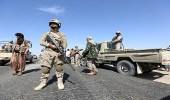 الجيش اليمني يشن هجومًا على مواقع الحوثيين بجبل حبشي
