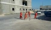 """بلدية """" الخفجي """" تواصل حملاتها للقضاء على المخلفات"""