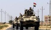 استشهاد مجند وقتل 3 تكفيريين بسيناء المصرية