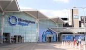 """الثلج يُعلِق الرحلات الجوية بـ """" برمنجهام """" البريطانية"""