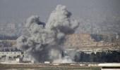 المرصد السوري: قصف صاروخي إسرائيلي استهدف دمشق