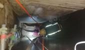إنقاذ عامل آسيوي من الاختناق داخل خزان مياه بالمجاردة