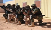 """بالصور.. قوات الأمن الخاصة و """" الخدمات الباكستانية """" في """" الشهاب 2 """""""