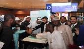""""""" طيران ناس """" يطلق أولى رحلاته الدولية إلى نيجيريا"""
