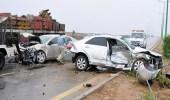 حادث دهس بجدة يتسبب في إعاقة المرور