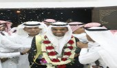 بالصور.. الشاب عبدالاله شعران يحتفل بزفافه في صبيا