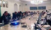 """في اجتماعهم الثاني """" دعم الشرعية """" بصنعاء يناقشون سلامة الشعب اليمني"""
