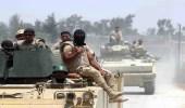 """"""" الداخلية المصرية """" تُحبط تفجير ربع طن مواد شديدة الانفجار بشمال سيناء"""