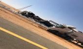 مصرع وإصابة 4 أشخاص في حادث تصادم بحائر
