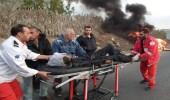 """"""" الصليب الأحمر """" يدين انتهاكات الاحتلال الاسرائيلي ضد طواقمه"""