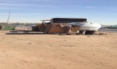 """"""" أمانة الرياض """" تزيل 4 مواقع مخالفة لبيع مياه الشرب"""